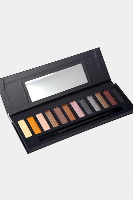 Paleta de sombras silky - nude