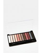 Paleta de sombras 12 tonos - essential