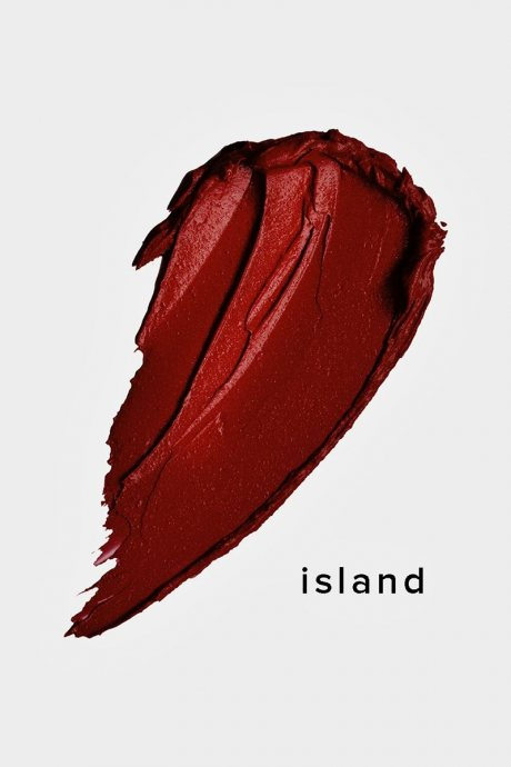 Labial smooth island